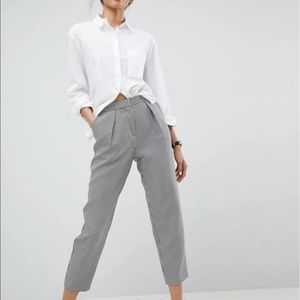 ASOS Tailored Houndstooth Check Pant